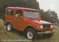 Daihatsu Scat