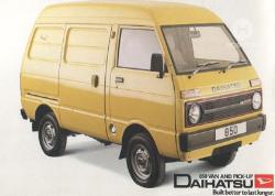 Daihatsu Sparcar
