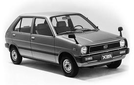 Subaru Mini Jumbo
