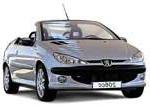 Peugeot 206 CC (2D)