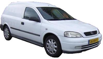 Opel ASTRA G (F70)