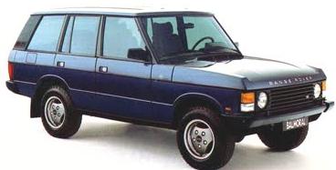 Land Rover RANGE ROVER  (AE, AN, HAA, HAB, HAM, HBM, RE, RN)