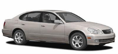Lexus GS (UZS161, JZS160)