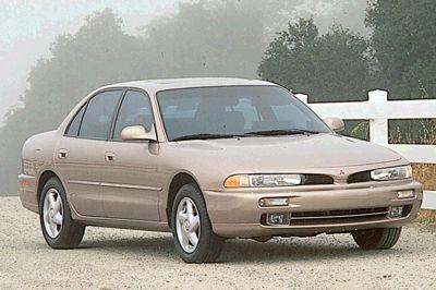 Mitsubishi GALANT V (E5A, E7A, E8A)