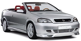 Opel ASTRA G (F67)