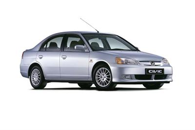 Honda CIVIC VII (ES)