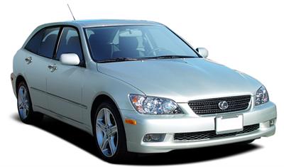 Lexus IS SportCross