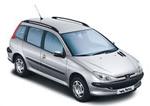 Peugeot 206 SW (2E/K)