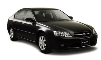 Subaru LIBERTY IV (BL, BP)