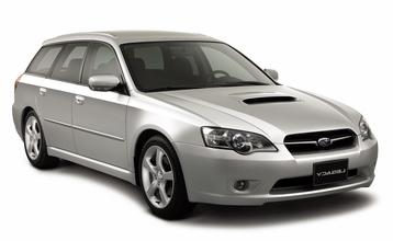 Subaru LIBERTY IV (BL, BP, B13)