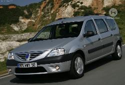 Dacia LOGAN MCV (KS)