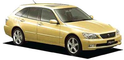 Toyota ALTEZZA GITA (SXE1, GXE1)