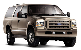 Ford Usa Excursion