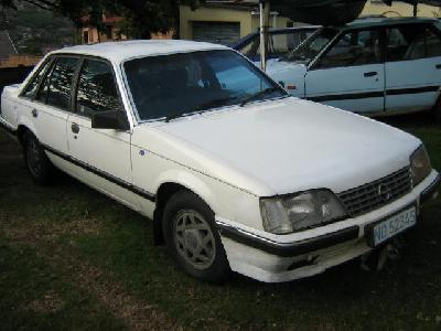 Opel REKORD E (61, 66, 67)