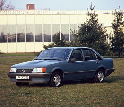 Opel REKORD E (17-19, 11, 14, 16)