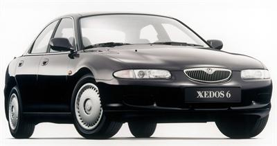 Mazda EUNOS 500 (CA)