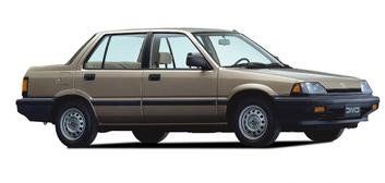Honda CIVIC III (AM, AK, AU)