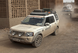 Land Rover DISCOVERY IV (LA)