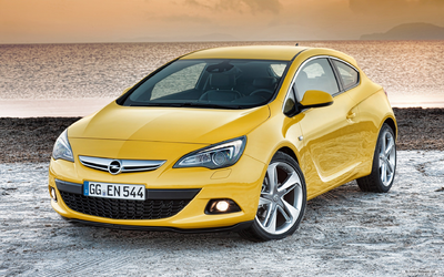 Opel ASTRA GTC J