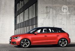 Audi A1 Sportback (8XA, 8XK)