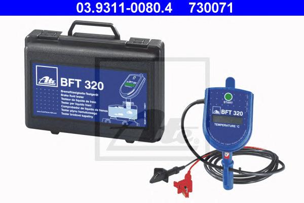 Испытательный прибор, тормозная жидкость Ate 03931100804