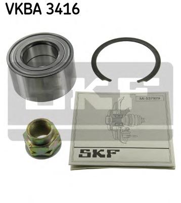 Комплект подшипника ступицы колеса Skf VKBA3416