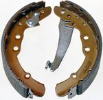 Комплект тормозных колодок (задний мост) Denckermann B120160