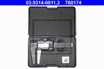 Штангенциркуль, толщина диск тормозного механизма Ate 03931400113