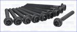 Комплект болтов головки цилидра Ajusa 81017900