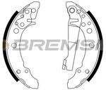 Комплект тормозных колодок Bremsi GF0016