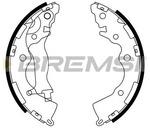 Комплект тормозных колодок Bremsi GF0749