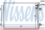 Конденсатор, кондиционер Nissens 94832