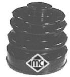 Комплект пылника, приводной вал Metalcaucho 01181
