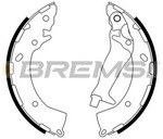 Комплект тормозных колодок Bremsi GF0744