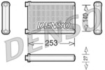 Теплообменник, отопление салона Denso DS DRR05005