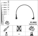 Комплект проводов зажигания Ngk 8194