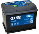 Стартерная аккумуляторная батарея Exide EB621