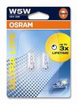 Лампа накаливания, фонарь указателя поворота Osram 2825ULT-02B