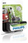 Лампа накаливания, фара дальнего света Philips 12362LLECOB1
