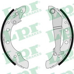 Комплект тормозных колодок Lpr 04100