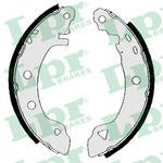Комплект тормозных колодок Lpr 04990