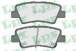 Комплект тормозных колодок, дисковый тормоз Lpr 05P1710