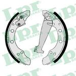 Комплект тормозных колодок Lpr 06830