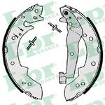 Комплект тормозных колодок Lpr 07050