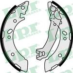 Комплект тормозных колодок Lpr 07710