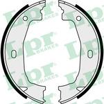 Комплект тормозных колодок, стояночная тормозная система Lpr 08100