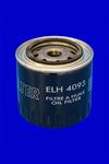 Масляный фильтр Mecafilter ELH4093
