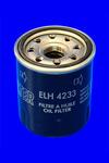 Масляный фильтр Mecafilter ELH4233