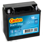 Стартерная аккумуляторная батарея Centra CK151