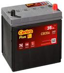 Стартерная аккумуляторная батарея Centra CB356
